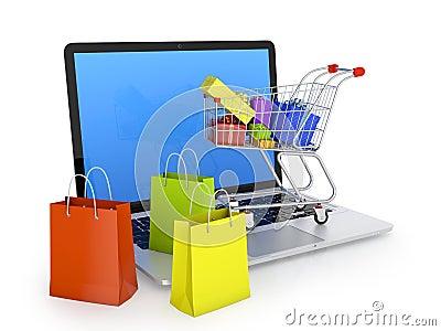 Electronic Commerce Royalty Free Stock Photo - Image: 32623995