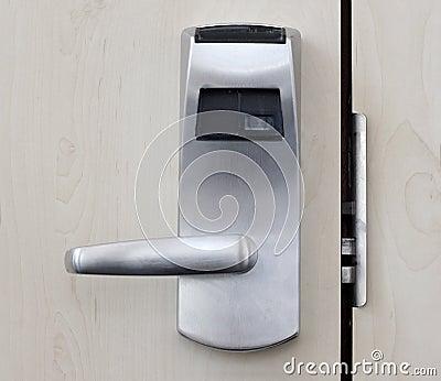 Electronic door