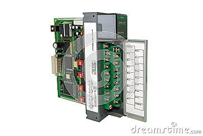 Electronic module.