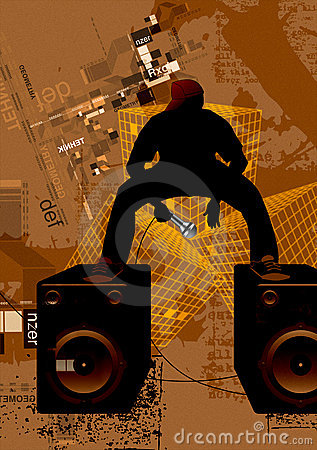 Free Electronic Music Events Stock Images - 581984