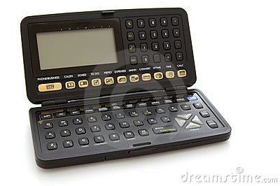 Electronic Organiser