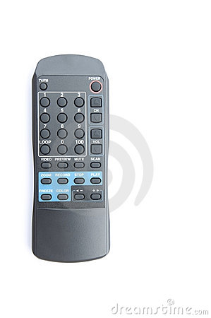 Electronic remote control