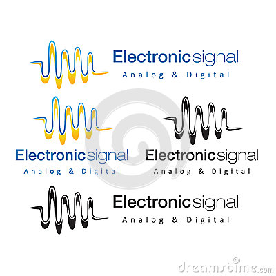 Electronic Signal Analog Digital