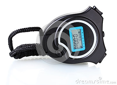 Electronic sport timer