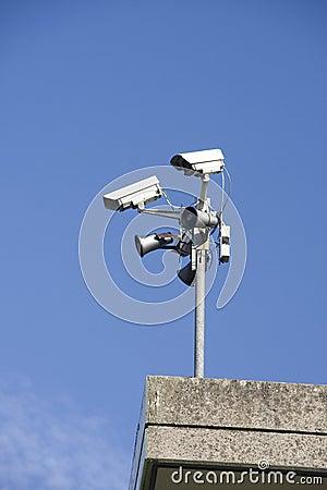 Electronic surveillance equipment