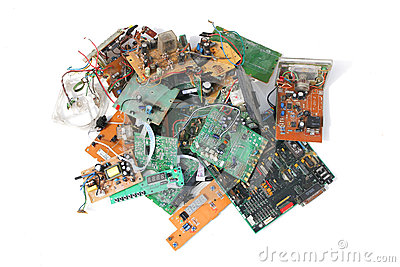 Electronic waste - Series 3