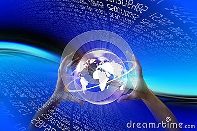 electronic world background - photo #33