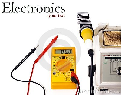 Electronics DIY tools