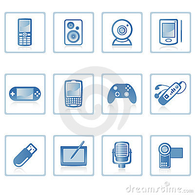 Free Electronics Icon I Stock Images - 2217504