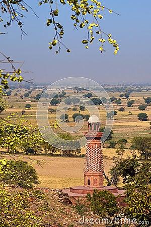 Elefant-Kontrollturm