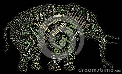 Elefant of words