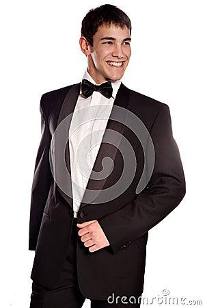 Free Elegan Man Stock Image - 12108931