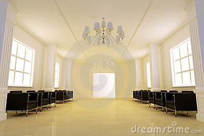 Elegance corridor