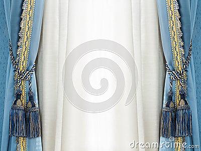 Elegance curtain tassel