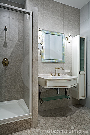 Elegance domestic room