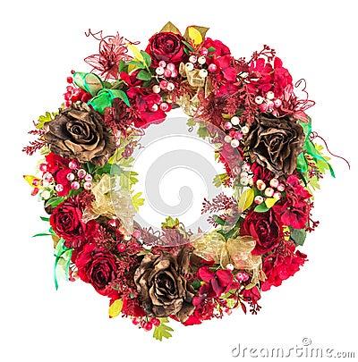Elegance flower Garland