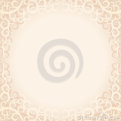 Elegance Ornamental Background.