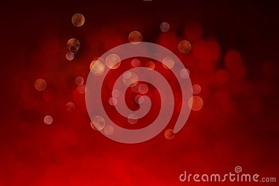 Elegant abstract background with bokeh defocused lights and stars Stock Photo