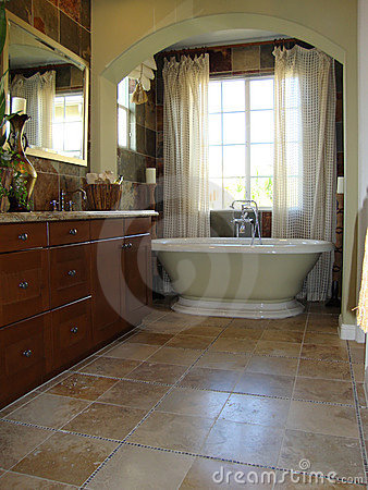 Elegant Bath Room