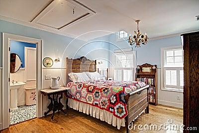 Elegant bedroom suite