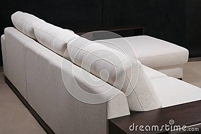 Elegant comfortable sofa