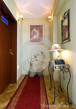 Free Elegant Corridor Stock Photos - 2639663