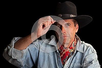 Elegant Cowboy