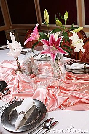 Free Elegant Dinning 4 Stock Image - 7006781