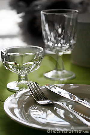 Free Elegant Dinning Royalty Free Stock Photos - 5505088