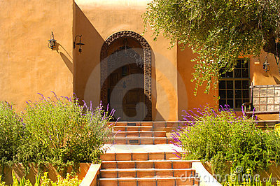 Elegant Entrance 48