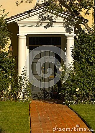 Elegant entrance 52