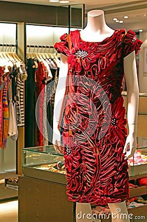 Elegant fashion dress for ladies