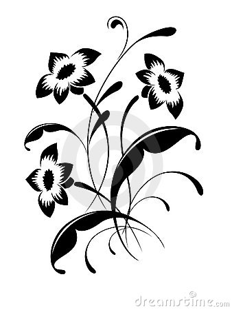 flower pattern tattoo. flower pattern tattoo. flower pattern tattoo. ELEGANT FLOWER PATTERN, TATTOO