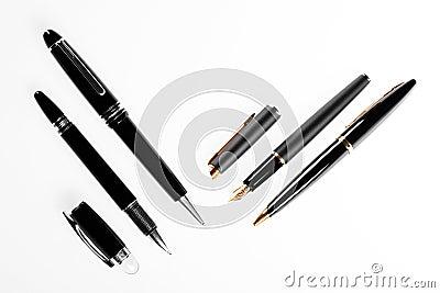 Elegant fountain pen