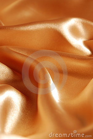 Elegant gold satin background