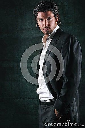 Free Elegant Handsome Model Stock Photo - 29227260