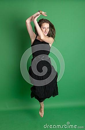 Elegant jump