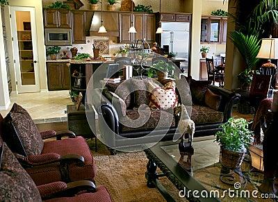 Elegant Living Room
