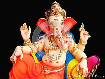 Elegant Lord Ganesha