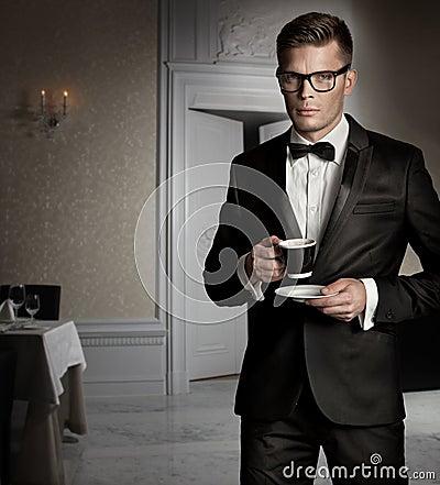 Elegant men