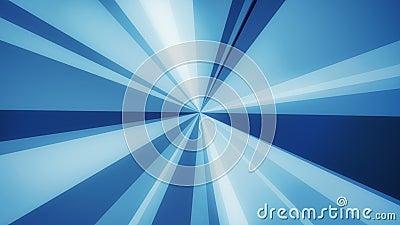 Arba Blue // 4k 60fps Animated Wedges Video Background Loop stock video footage