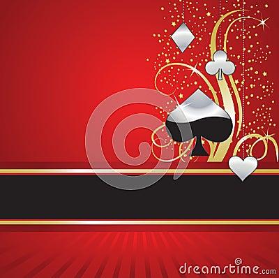 Free Elegant Poker Fun Stock Photo - 15891220