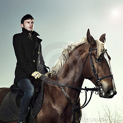 Elegant rider
