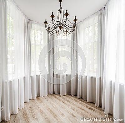 Elegant room interior