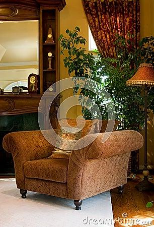 Free Elegant Sitting Room Stock Images - 608574