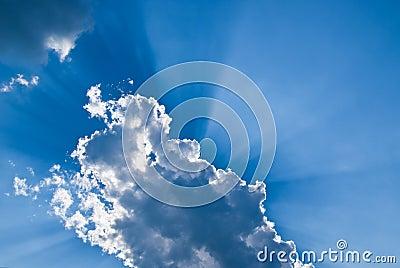 Elegant sky