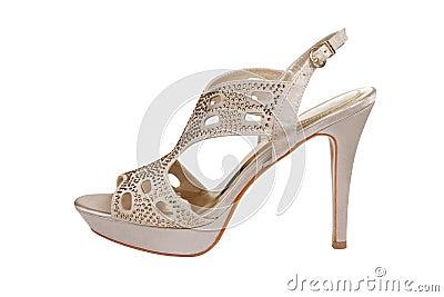 Elegant stiletto shoe