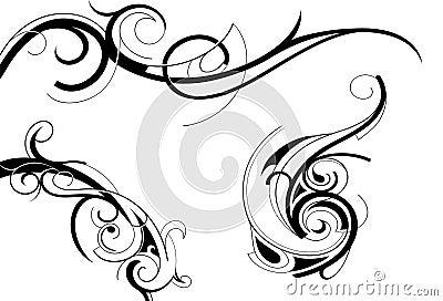 Elegant tattoo