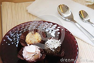 Elegant truffles