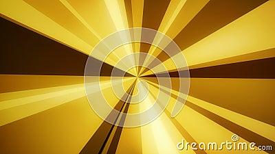 Arba Gold // 4k 60fps Bright Wedges Texture Video Background Loop stock video